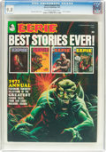 Magazines:Horror, Eerie Annual #1971 (Warren, 1971) CGC NM/MT 9.8 Off-white to white pages....