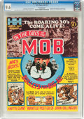 Magazines:Crime, In the Days of the Mob #1 (DC, 1971) CGC NM+ 9.6 Off-whitepages....