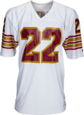 Football Collectibles:Uniforms, 1980's Doug Flutie Team Issued Boston College Eagles Jersey - Kindler Collection....