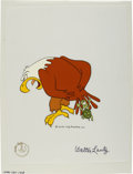 animation art:Production Cel, Walter Lantz Animation Production Cel, Animation ProductionDrawing, and Limited Edition Print, Group of 15 (LantzProductions... (Total: 15 Items)