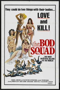 "The Bod Squad (Film Ventures International, 1974). One Sheet (27"" X 41""). Action"