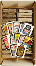 Memorabilia:Trading Cards, Wacky Packages Series #1-14 Group (Topps, 1973-75)....