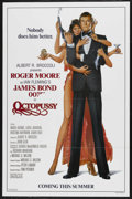 "Movie Posters:James Bond, Octopussy (MGM/UA, 1983). One Sheet (27"" X 41"") Advance Style B.James Bond...."