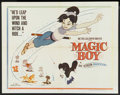 "Movie Posters:Animated, Magic Boy (MGM, 1960). Half Sheet (22"" X 28""). Animated. ..."