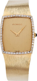 Estate Jewelry:Watches, Movado Lady's Gold Watch. ...