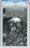 Modern Age (1980-Present):Horror, The Walking Dead #1 Wizard World Minneapolis Sketch Edition (Image,2015) CGC NM/MT 9.8 White pages....