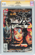 Modern Age (1980-Present):Science Fiction, X-Files #20 Signature Series (Topps Comics, 1996) CGC NM/MT 9.8White pages....