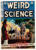 Golden Age (1938-1955):Science Fiction, Weird Science #14 (EC, 1952) Condition: VG/FN....