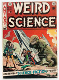 Golden Age (1938-1955):Science Fiction, Weird Science #15 (EC, 1952) Condition: VG/FN....