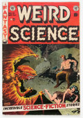Golden Age (1938-1955):Science Fiction, Weird Science #21 (EC, 1953) Condition: FN-....
