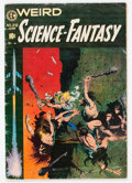 Golden Age (1938-1955):Science Fiction, Weird Science-Fantasy #29 (EC, 1955) Condition: GD/VG....
