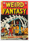 Golden Age (1938-1955):Science Fiction, Weird Fantasy #22 (EC, 1953) Condition: VG/FN....