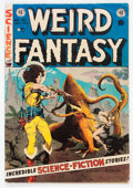 Golden Age (1938-1955):Science Fiction, Weird Fantasy #21 (EC, 1953) Condition: FN-....