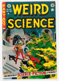 Golden Age (1938-1955):Science Fiction, Weird Science #22 (EC, 1953) Condition: FN-....