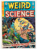 Golden Age (1938-1955):Science Fiction, Weird Science #9 (EC, 1951) Condition: VG....