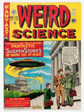 Golden Age (1938-1955):Science Fiction, Weird Science #13 (#2) (EC, 1950) Condition: VG-....