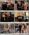 "Movie Posters:Comedy, Barefoot in the Park (Paramount, 1967). Color Photo Set of 12 (8"" X 10""). Comedy.. ... (Total: 12 Items)"
