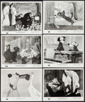 "Movie Posters:Animation, 101 Dalmatians (Buena Vista, 1961). Photos (11) (8"" X 10""). Animation.. ... (Total: 11 Items)"