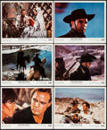 "Movie Posters:Western, One-Eyed Jacks (Paramount, 1961). Color Photo Set of 12 (8"" X 10"").Western.. ... (Total: 12 Items)"