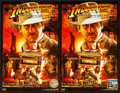 "Movie Posters:Adventure, Raiders of the Lost Ark (Paramount, R-2012). IMAX Exclusive Posters(2) Identical (11"" X 17""). Adventure.. ... (Total: 2 Items)"