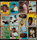 Baseball Cards:Lots, 1954-74 Willie Mays Card Collection (39). ...