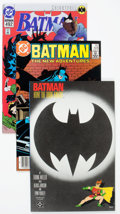 Modern Age (1980-Present):Superhero, Batman Group of 62 (DC, 1983-95) Condition: Average NM-.... (Total:62 Comic Books)