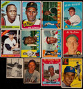 Baseball Cards:Lots, 1948-78 Baseball Card Collection (27) With Stars and HoFers....