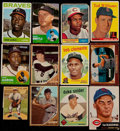 Baseball Cards:Lots, 1911-1980 Baseball Card Collection (27) With Stars & HoFers....