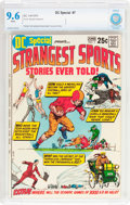 Bronze Age (1970-1979):Miscellaneous, DC Special #7 (DC, 1970) CBCS NM+ 9.6 White pages....