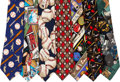 Baseball Collectibles:Others, 1980's Gary Carter Personal Ties Lot of 40 from The Gary CarterCollection. ...