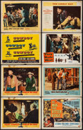 "Movie Posters:Western, Man of the West & Others Lot (United Artists, 1958). LobbyCards (165) (11"" X 14""). Western.. ... (Total: 165 Items)"