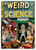 Golden Age (1938-1955):Science Fiction, Weird Science #15 (#4) Signed Copy (EC, 1950) Condition: GD/VG....