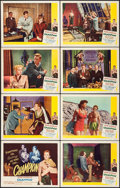 """Movie Posters:Sports, Champion (United Artists, 1949). Lobby Card Set of 8 (11"""" X 14""""). Sports.. ... (Total: 8 Items)"""