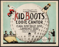 """Movie Posters:Comedy, Kid Boots (Paramount, 1926). Title Lobby Card (11"""" X 14""""). Comedy.. ..."""