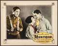 "Movie Posters:Comedy, Mantrap (Paramount, 1926). Lobby Card (11"" X 14""). Comedy.. ..."