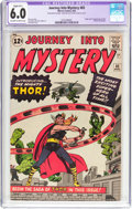 Silver Age (1956-1969):Superhero, Journey Into Mystery #83 (Marvel, 1962) CGC Apparent FN 6.0 Slight(B-1) Off-white to white pages....