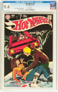 Bronze Age (1970-1979):Miscellaneous, Hot Wheels #6 (DC, 1971) CGC NM 9.4 White pages....