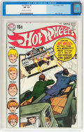 Bronze Age (1970-1979):Miscellaneous, Hot Wheels #3 (DC, 1970) CGC NM 9.4 Off-white to white pages....