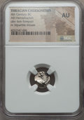 Ancients:Greek, Ancients: THRACE. Chersonesus. Ca. 400-350 BC. AR hemidrachm. NGCAU...