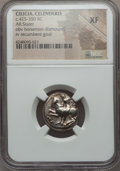 Ancients:Greek, Ancients: CILICIA. Celenderis. Ca. 425-350 BC. AR stater. NGC XF...