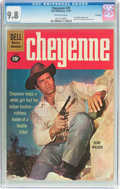 Silver Age (1956-1969):Western, Cheyenne #20 File Copy (Dell, 1961) CGC NM/MT 9.8 Off-whitepages....