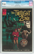 Silver Age (1956-1969):Mystery, Twilight Zone #12-860-210 File Copy (Dell, 1962) CGC NM+ 9.6Off-white pages....