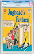 Silver Age (1956-1969):Humor, Jughead's Fantasy #2 (Archie, 1960) CGC NM+ 9.6 Off-white pages....