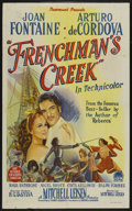 "Movie Posters:Adventure, Frenchman's Creek (Paramount, 1944). Australian One Sheet (27"" X40""). Adventure. ..."