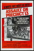 "Movie Posters:Action, Assault on Precinct 13 (Turtle Releasing, 1976). One Sheet (27"" X41""). Action. ..."
