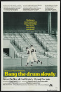 "Movie Posters:Sports, Bang the Drum Slowly (Paramount, 1973). One Sheet (27"" X 41""). Sports. ..."