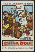 "Movie Posters:War, China Doll (United Artists, 1958). One Sheet (27"" X 41""). War. ..."