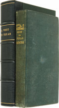 Books:Non-fiction, M. Fiske (attributed): A Visit to Texas: Being the Journal of a Traveller Through those Parts most Interesting to Americ...