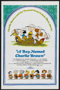 "Movie Posters:Animated, A Boy Named Charlie Brown (National General, 1969). One Sheet (27""X 41""). Animated. ..."