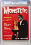 Magazines:Horror, Famous Monsters of Filmland #1 (Warren, 1958) CGC VF 8.0 Cream to off-white pages....